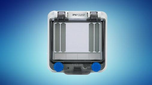 透明保护窗罩FB W 04小