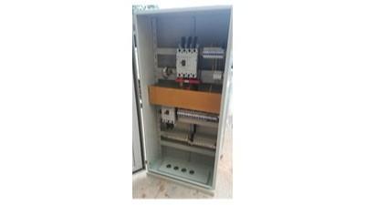 老兵聊电之----铜排安装配电柜