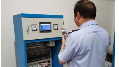 老兵聊电之---喜讯:永州安舒净物业选用威航水泵变频控制柜