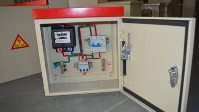 电表箱安装之进出线注意细节