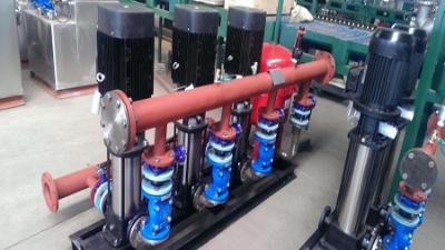 成套变频恒压供水设备主要应用在哪些地方