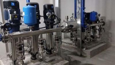 贵州盘江煤电企业采购供水设备