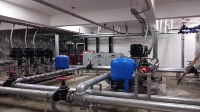 商业办公楼二次加压供水设备