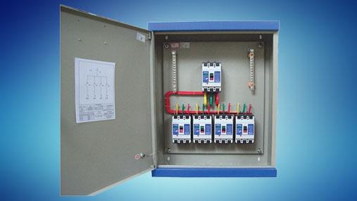 配电柜的基本构成以及使用事宜