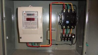 老兵聊电之----预付费电表箱