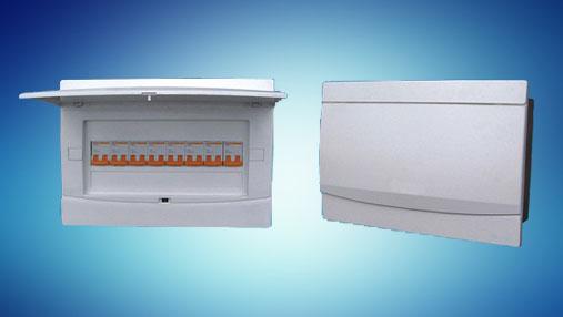 家庭配电箱具体配置的步骤