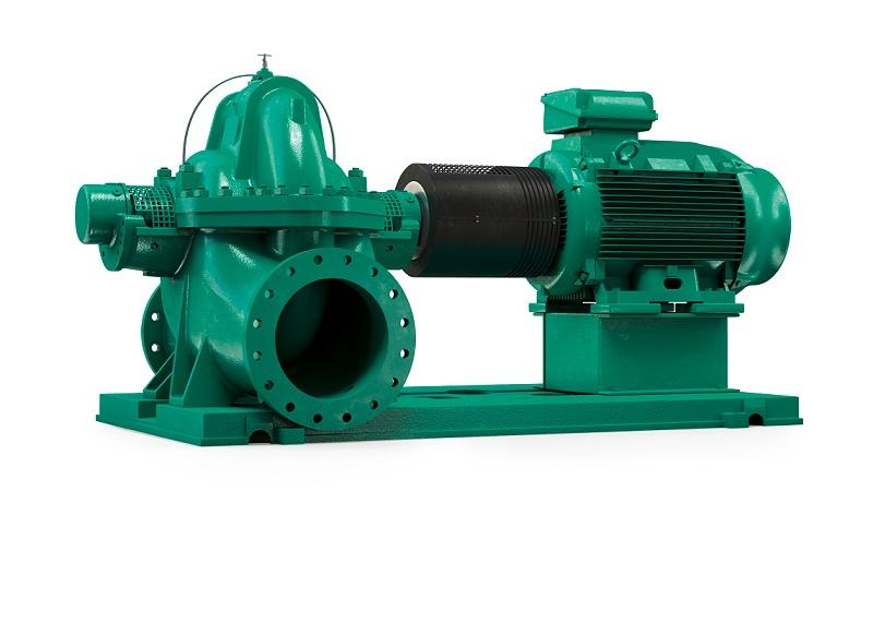 无负压供水设备威乐水泵