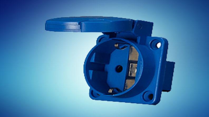 SCHUKO插头插座 IP44