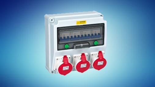 新型专业插座箱X282815小