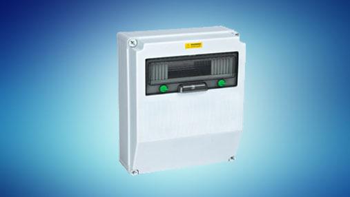 新型专业插座箱X334317-1小