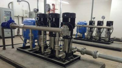 全自动无负压变频给水设备开启安全供水新时代