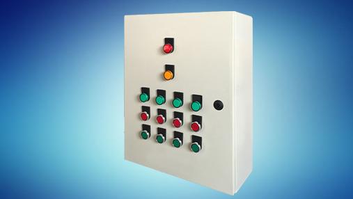 水处理控制配电箱