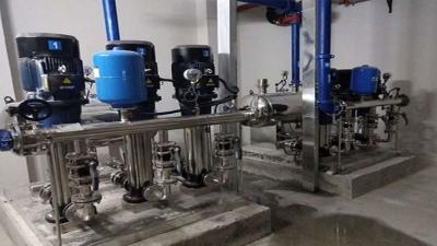 恒压变频供水设备--变频水泵供水不稳定怎么办