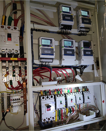 配电间现场施工图