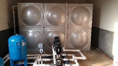 变频恒压生活供水设备让传统供水已成过去式