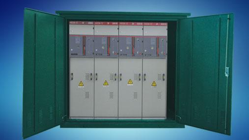 XGW-12户外智能化箱式开闭所小