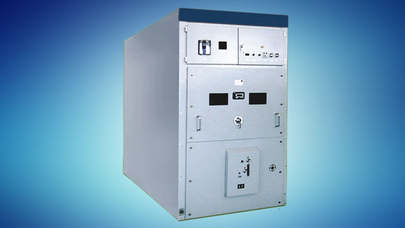 KYN10_40.5铠装移开式交流金属封闭开关设备